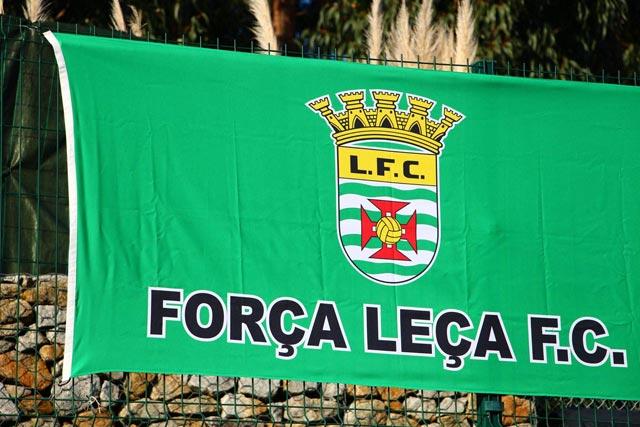 secção de hóquei em patins do Leça FC.