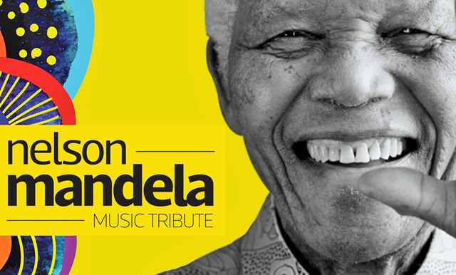 Nelson Mandela Music Tribute
