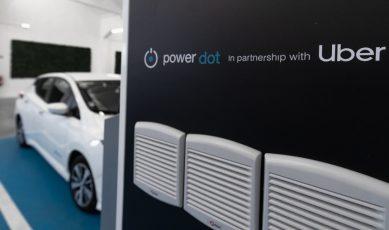 Uber e Power Dot criam rede exclusiva de carregamento eléctrico